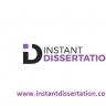Instant Dissertation